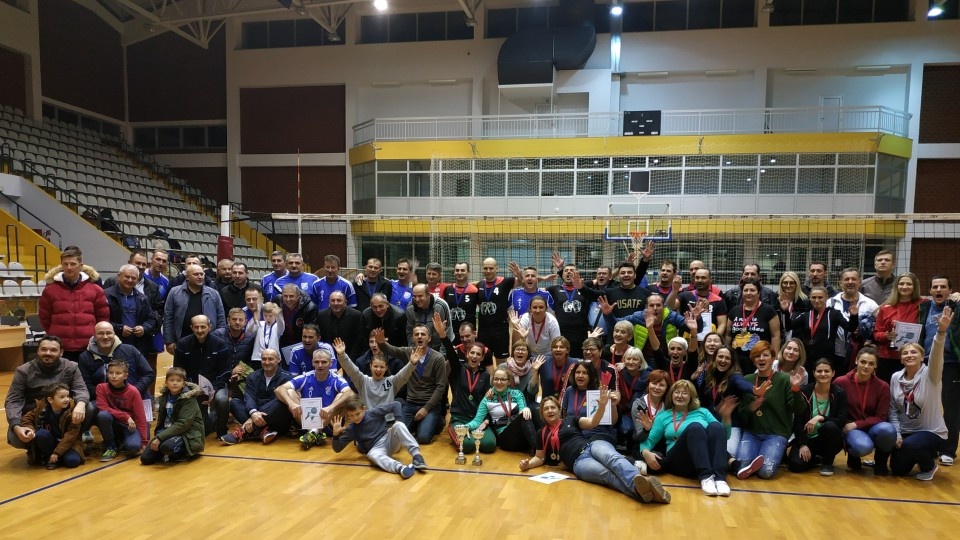 Rekreativna odbojkaška liga Slavonski Brod