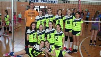 ŽOK Kaštel iz Pribislavca domaćin 7. turnira male odbojke klubova sa sjevera Hrvatske