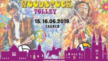 Woodstock Volley 2019: Međunarodni turnir u odbojci za rekreativce i rekreativke