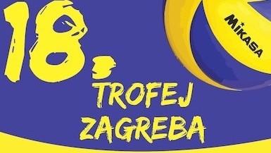 """POČINJE 18. MEĐUNARODNI TURNIR """"TROFEJ ZAGREBA 2019"""""""