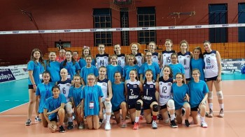 Hrvatska U16 reprezentacija završila nastup na U16 Europskom prvenstvu za odbojkašice
