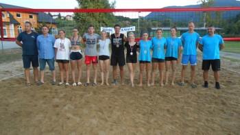 ŽOK Ivanec i Udruge dragovoljaca i veterana Domovinskog rata organizirali 7. otvoreni i 4. memorijalni turnir u odbojci na pijesku