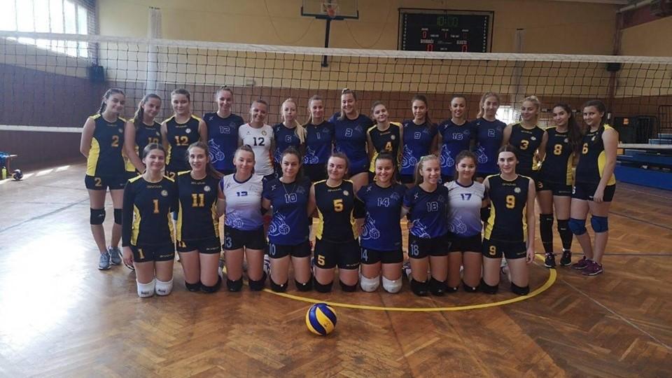 OK Plavi Zmaj organizirao međunarodni pripremni turnir za kadetkinje