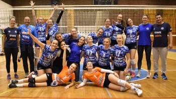 Dinamo otvorio 1. Hrvatsku odbojkašku ligu pobjedom nad Velim Vrhom